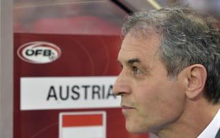 Koller urges Austria to take their chances