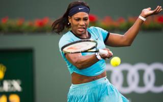 Serena sails through at Indian Wells