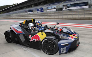 AOL heads to Red Bull Ring to try out new rubber