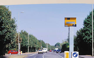 Two new speed cameras net £54,000 in 10 days