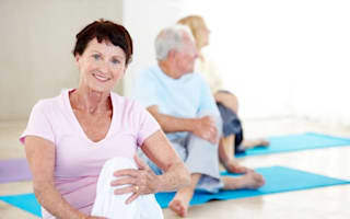 Five best exercises for women in their 50s