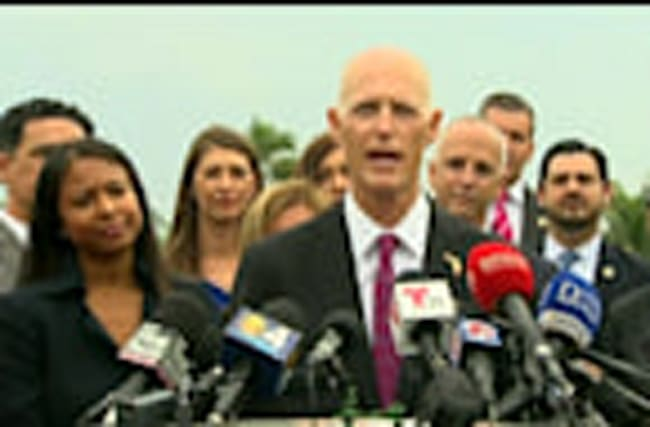 Florida governor lifts last Zika zone in Miami Beach