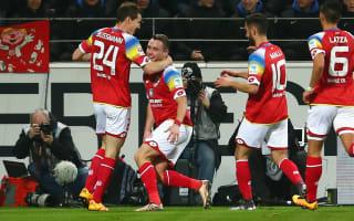 Mainz 1 Borussia Monchengladbach 0: Clemens wins it for hosts