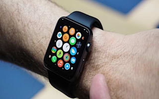 Fake Apple Watches on sale in China