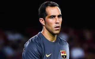Barca were keen on Bravo stay - Fernandez