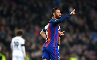 Arda Barca future brighter after hat-trick