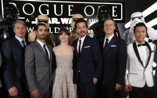 Early reactions to Rogue One show the force is strong with the Star Wars spin-off