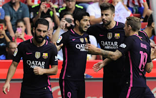 Sporting Gijon 0 Barcelona 5: No Messi, no problem for ruthless champions