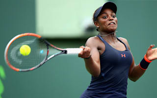 Stephens through in Madrid, early exit for Errani