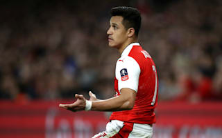 Sanchez almost at same level as Messi - Guardiola lauds Arsenal star