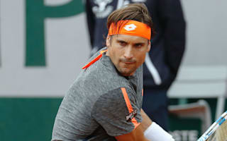 Ferrer fends off Brown in Bastad, Young upsets Johnson in Newport