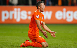 Sneijder: Van Persie not finished