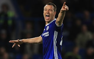 Conte: Chelsea captain Terry can be a good manager