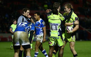 Ruthless Sale slay Dragons to seal home quarter-final