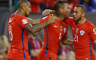 Chile 4 Panama 2: Vargas, Sanchez book quarter-final spot