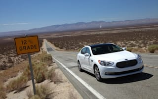 Why you never want to work at Kia's desert test site