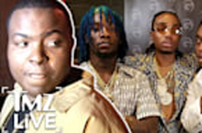 Migos Accused Of Jumping Sean Kingston I TMZ LIVE