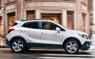 Vauxhall announces prices for Mokka baby SUV
