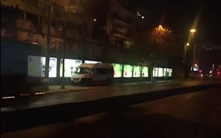 Terror attack at home of Besiktas condemned
