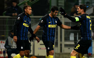 Inter 2 Sparta Prague 1: Eder double sends hosts out on a high