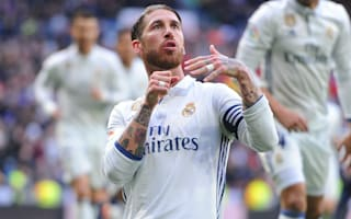 Ramos set for 500th Real Madrid appearance