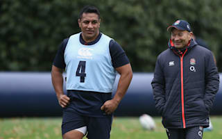 Mako Vunipola in line for England return against Italy