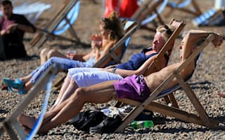 Hottest September day for 50 years triggers health warnings