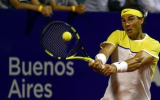 Nadal into semi-finals at Argentina Open