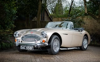 Last Healey 3000 expected to fetch huge money at auction