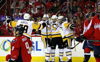 Stanley Cup playoffs: Capitals can't shake curse as Penguins prevail