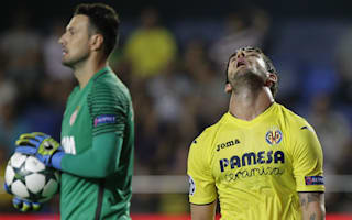 Escriba confident in Villarreal comeback