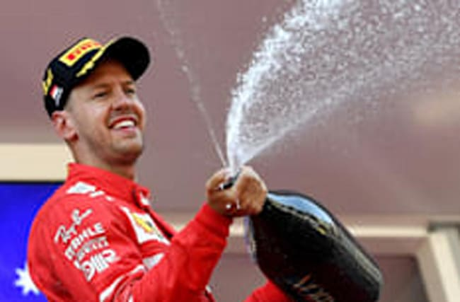 Vettel leads home Ferrari one-two in the Monaco Grand Prix
