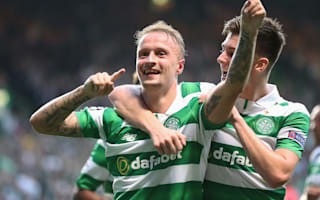 Celtic 5 Hapoel Be'er Sheva 2: Griffiths at the double for five-star Celtic