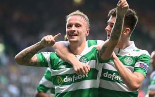 Celtic 5 Hapoel Be'er Sheva 2: Griffiths at the double for five-star Celtic