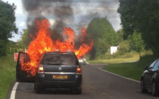 Vauxhall admits Zafira fires started in 2009
