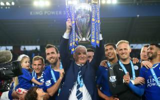 Chelsea v Leicester City: Returning Ranieri braced for affection