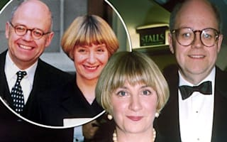 Victoria Wood leaves none of fortune to ex-husband