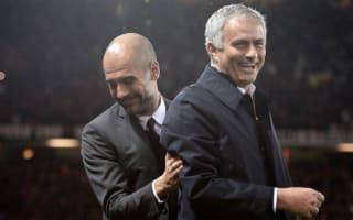 Mourinho can match Guardiola, insists Ferguson