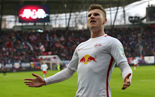 Werner called up by Germany for Podolski farewell