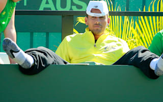 Kyrgios hits back at Tomic: Don't expect me to have your back anytime soon