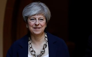Theresa May to meet with backbench Tory MPs after election fallout
