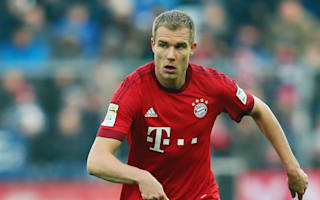 Badstuber back in Bayern training