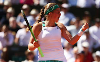Ostapenko mounts stunning comeback to complete French Open fairytale