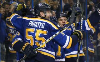 Stanley Cup playoffs three stars: Blues end Predators' winning streak to even series