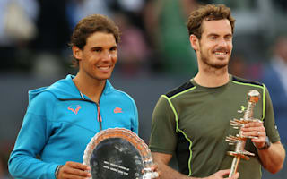 Murray lauds clay-court king Nadal ahead of semi-final