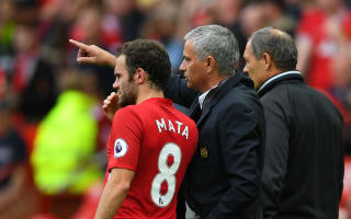 Mata: I never had problems with Mourinho