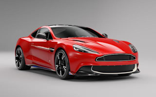 Aston Martin honours Red Arrows with new special edition