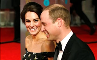 Royals to rub shoulders with Hollywood stars at Bafta awards