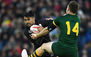 Johnson: Kiwis need to remember feeling of Four Nations hammering