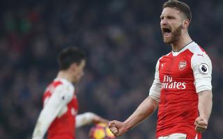 Mustafi talks up Arsenal belief